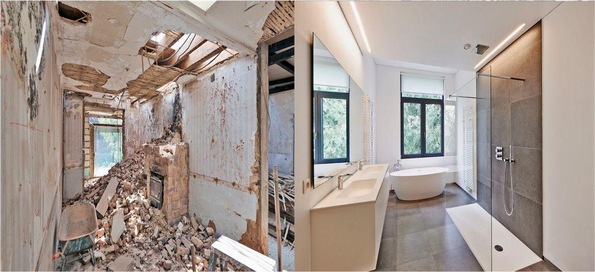 renovation d'intérieur